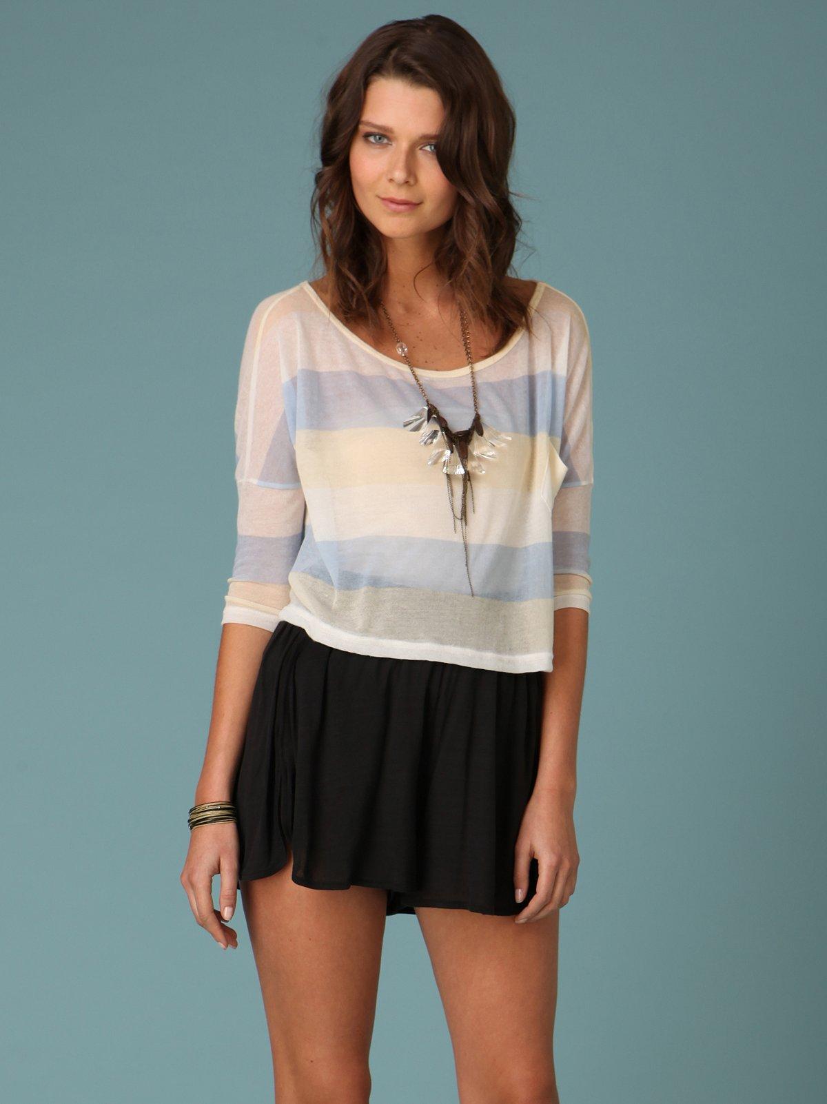 Fantastic Knit Short