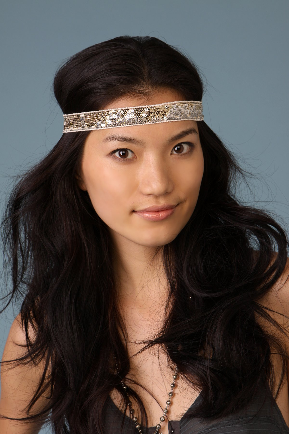 Sequin Wave Headband