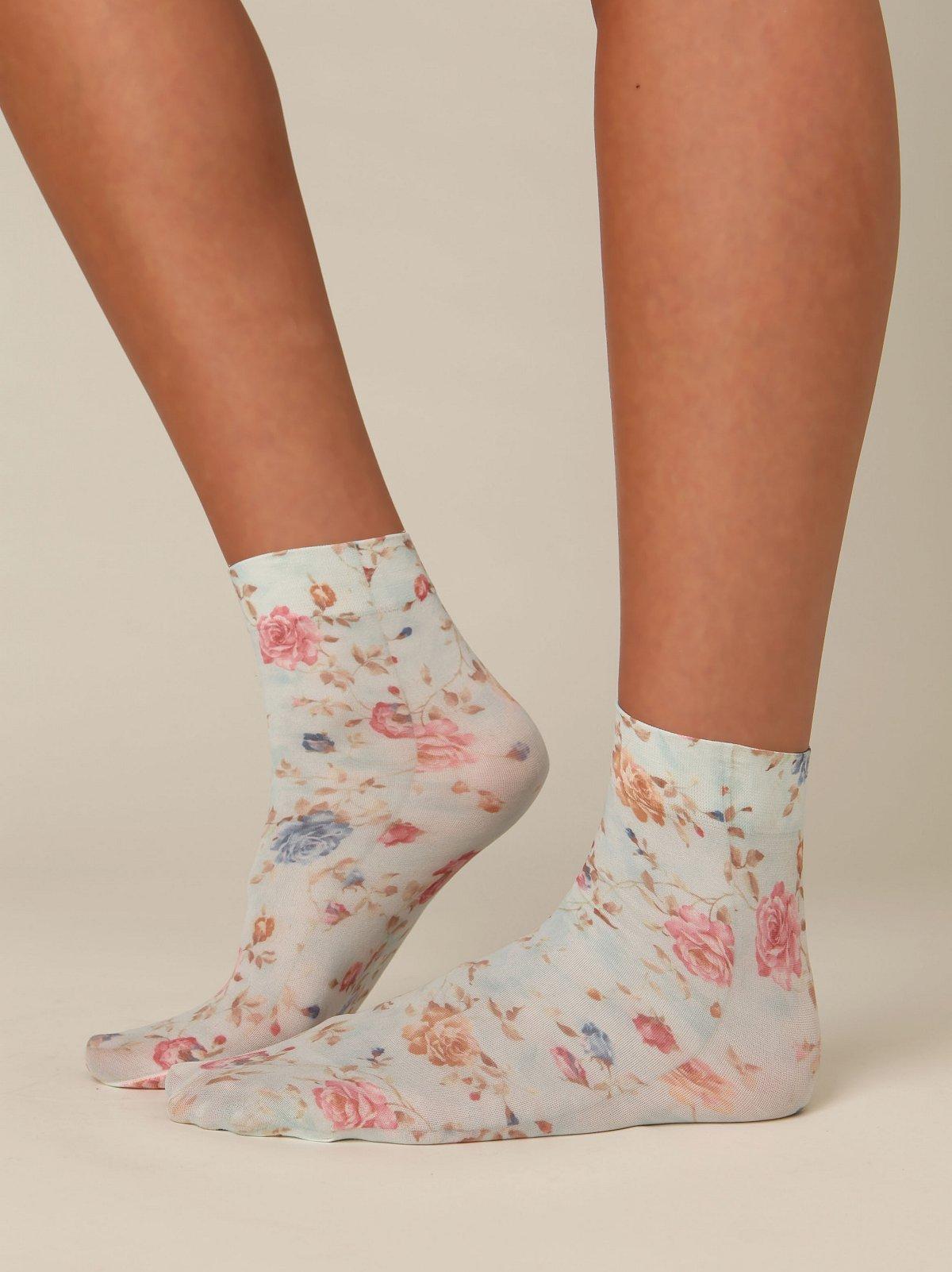 Printed Nylon Anklet