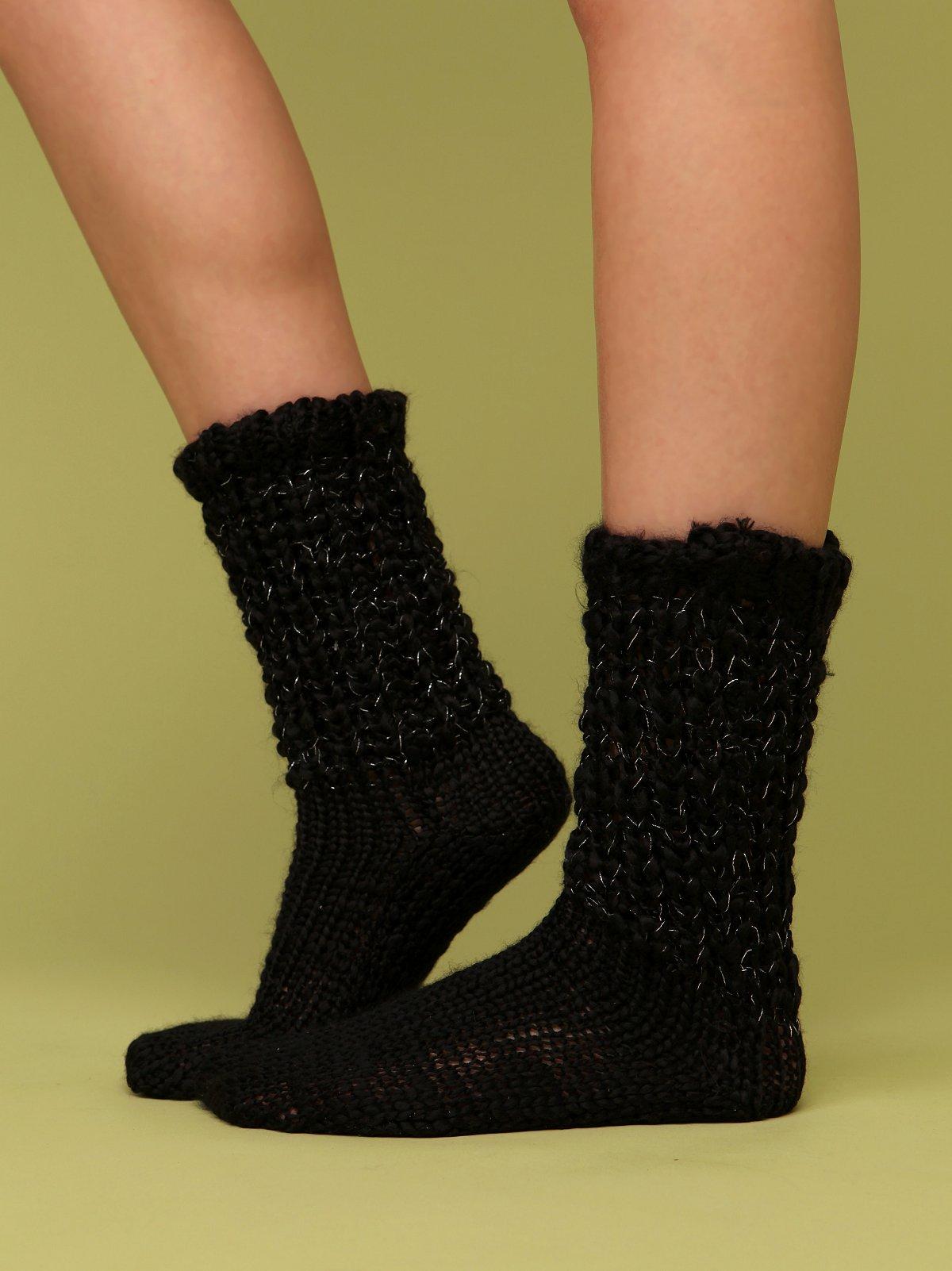 Soft Boot Sock