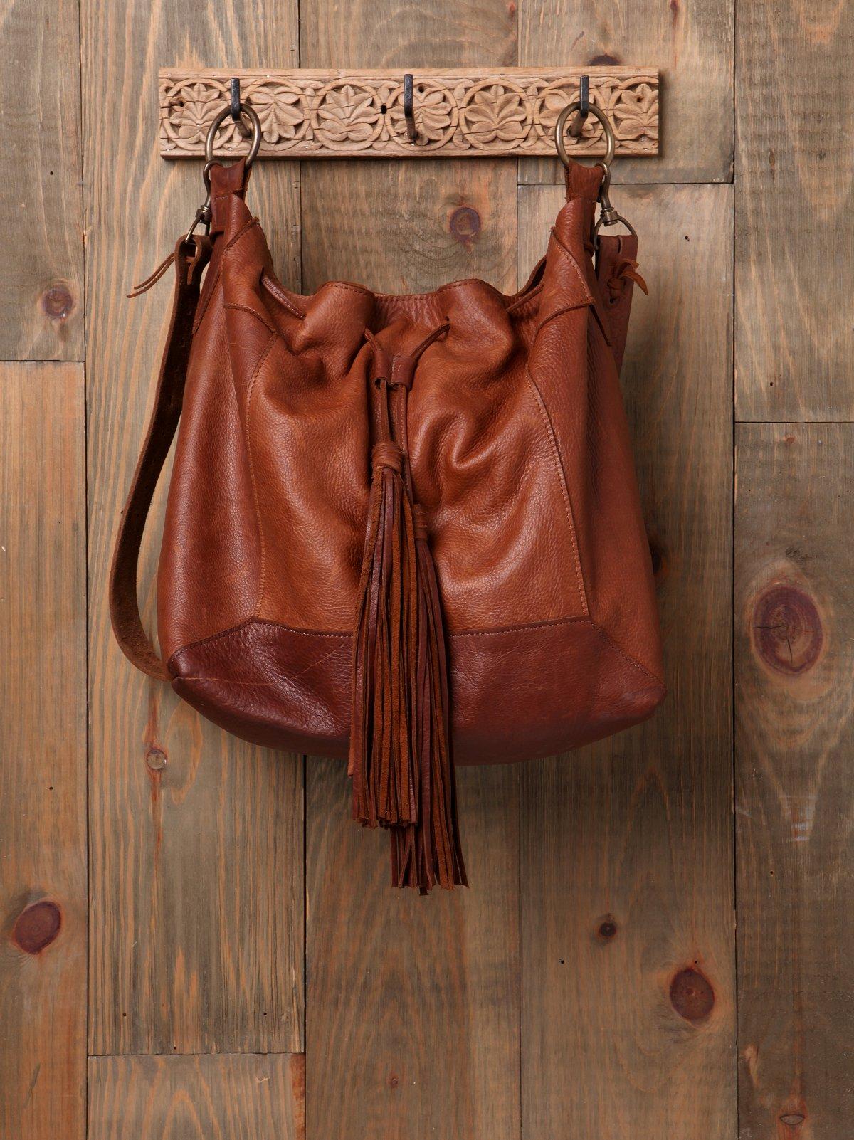 Phoenix Tassle Handbag