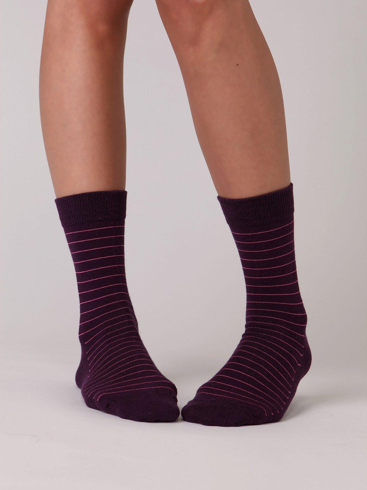 Skinny Stripe Happy Socks