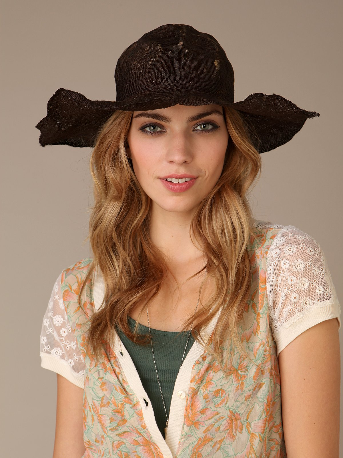 Liberty Wide Brim Hat