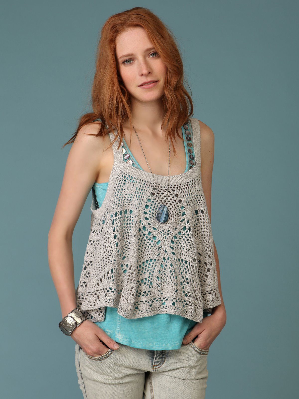 Carefree Crochet Cami
