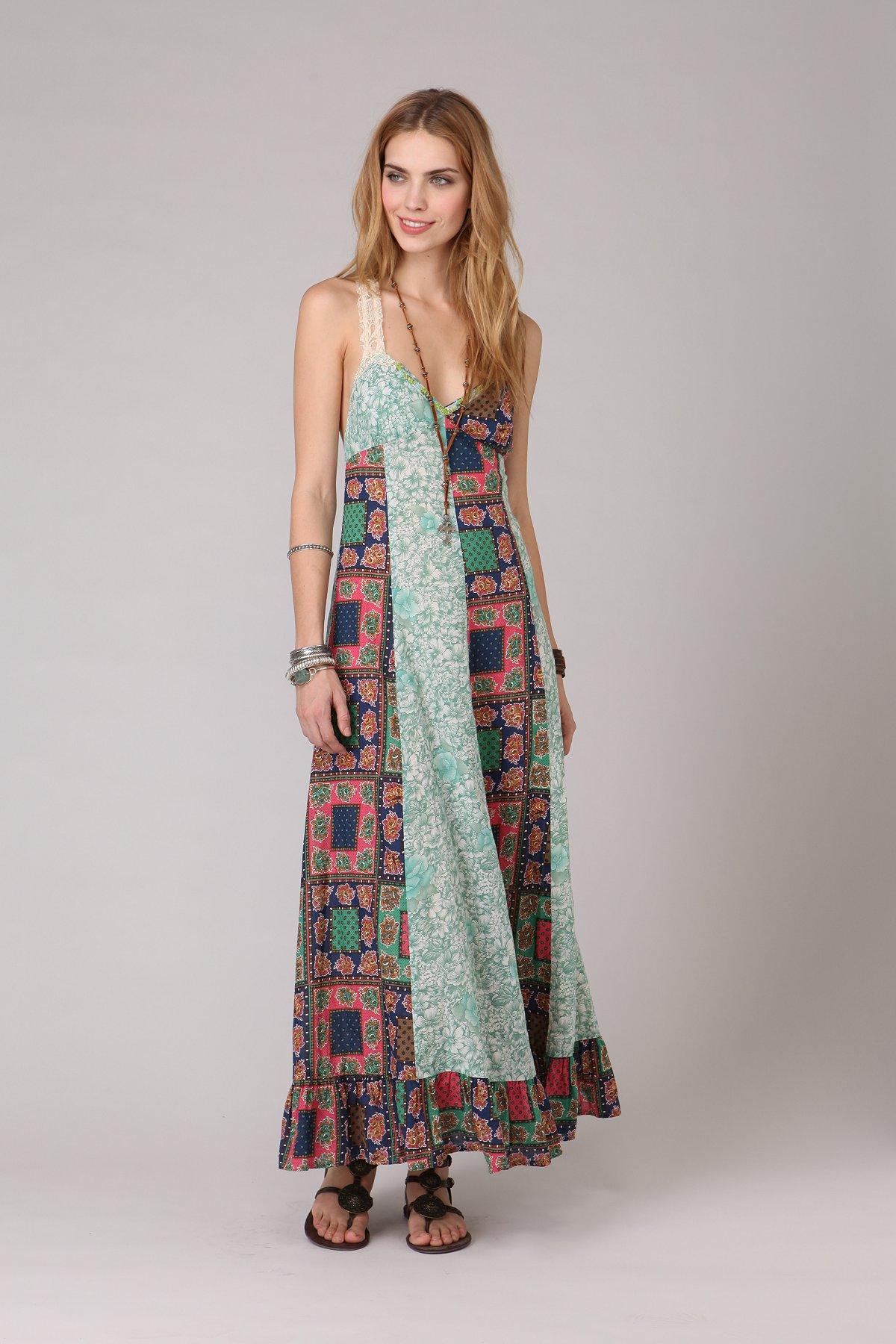 Side By Side Dress