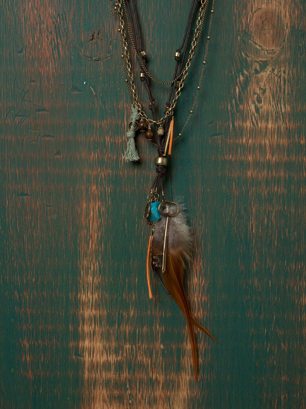 Devandra Layered Necklace