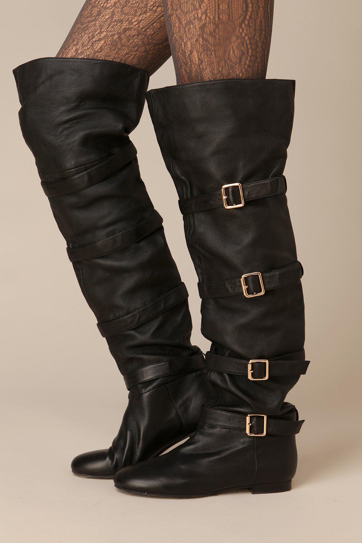 Lara Over The Knee Boot