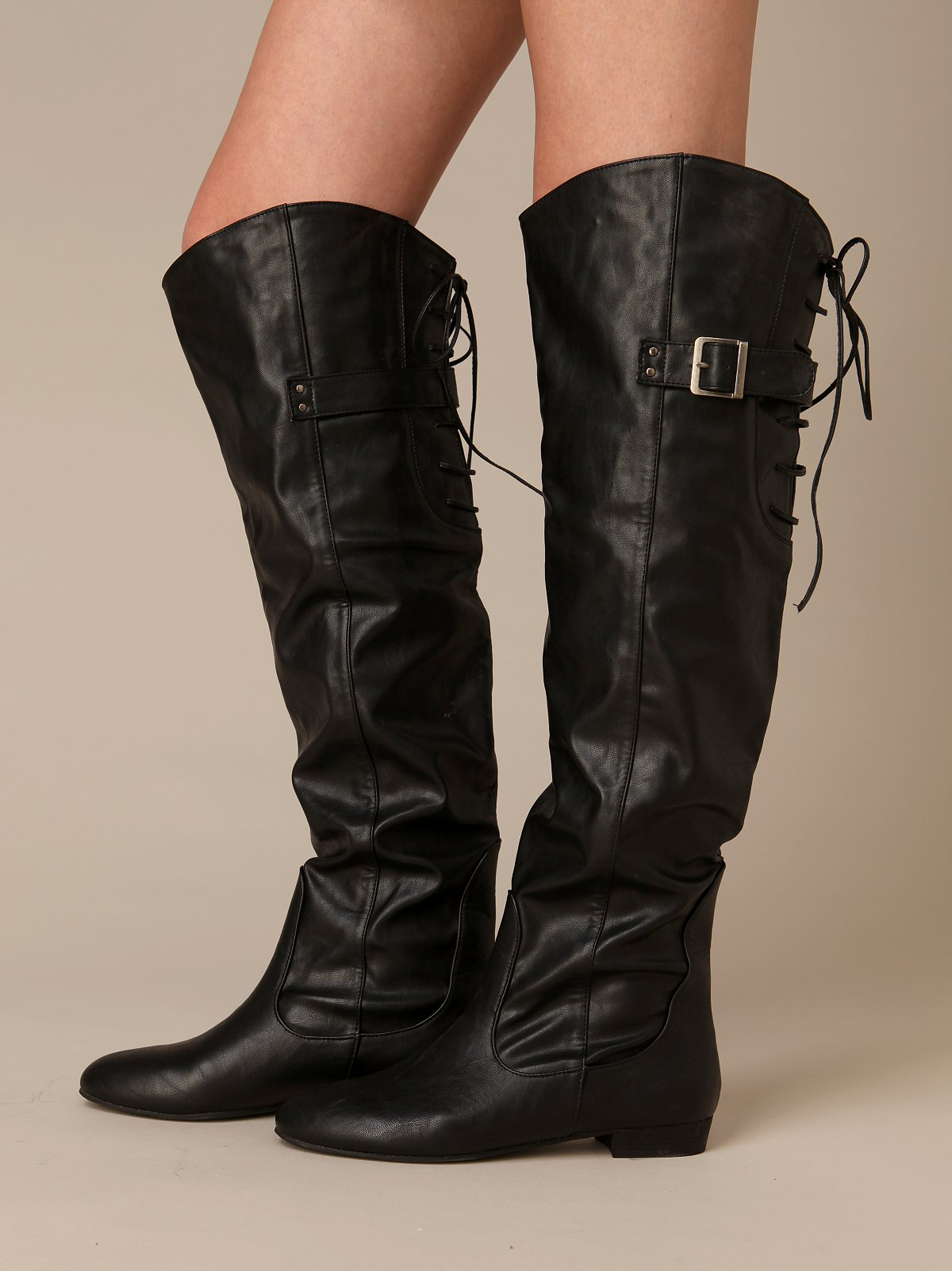 Great Heights Over The Knee Boot