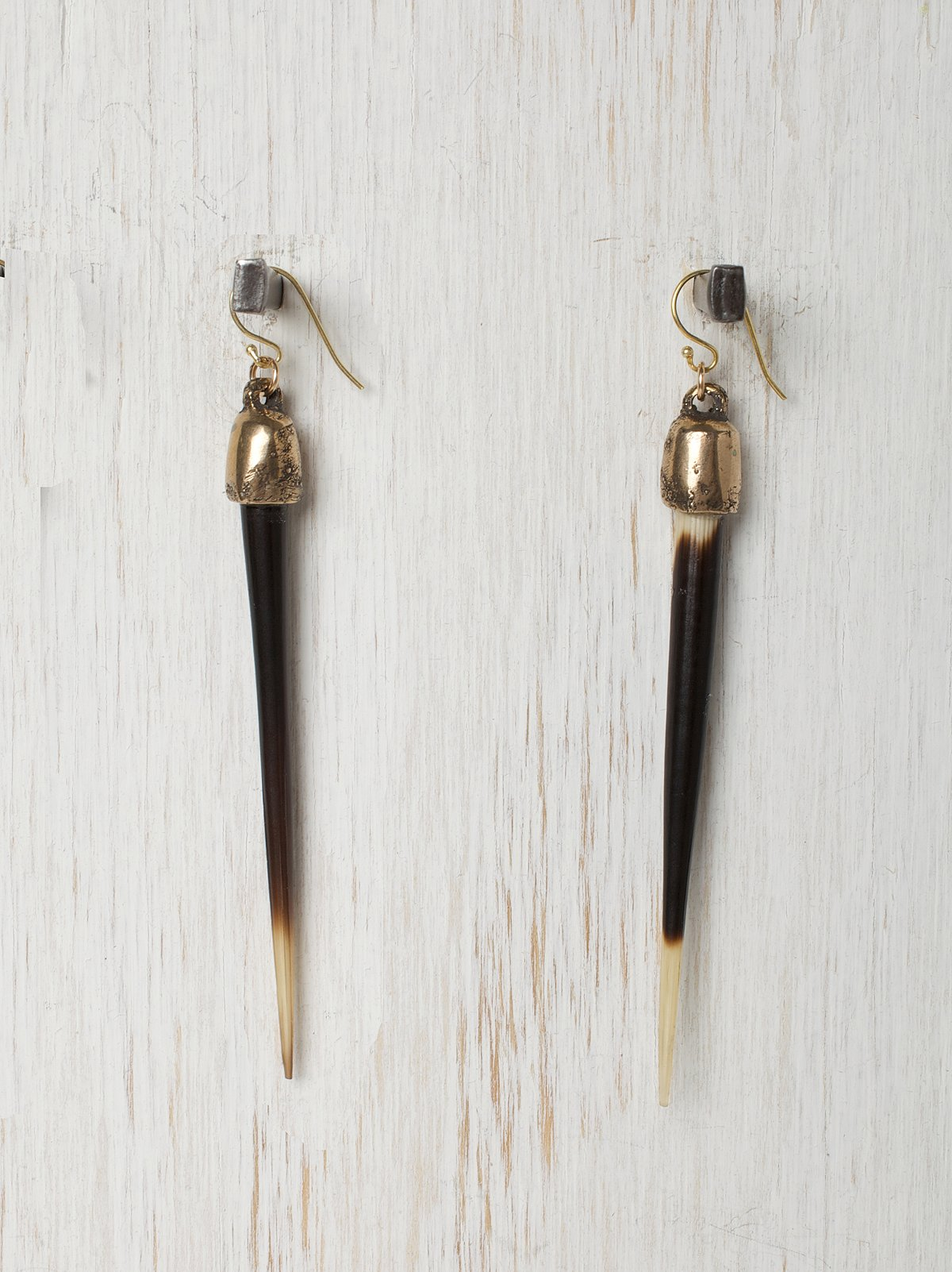 Jessica Seaton Spike Quill Earring