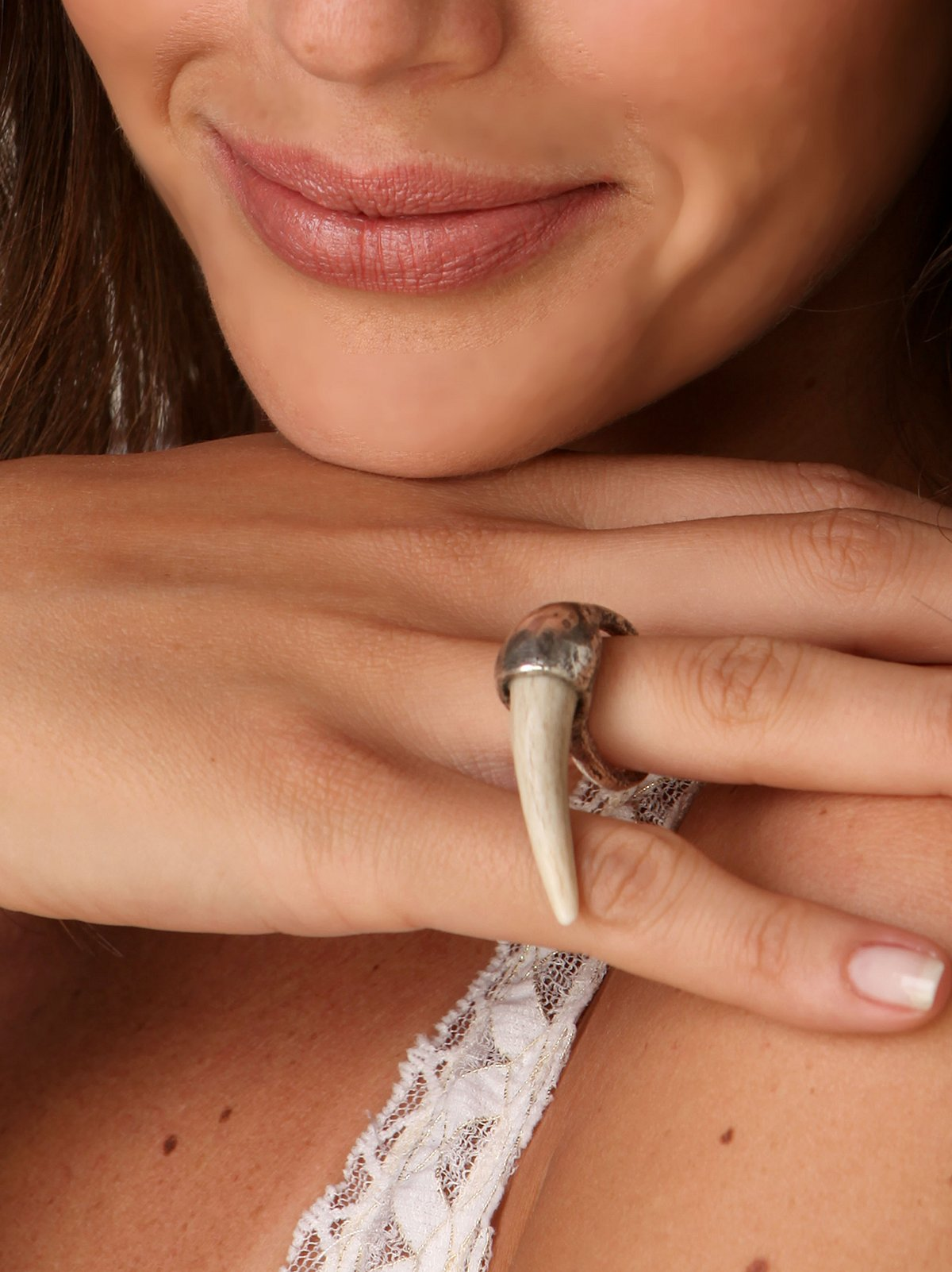 Jessica Seaton Knuckle Ring