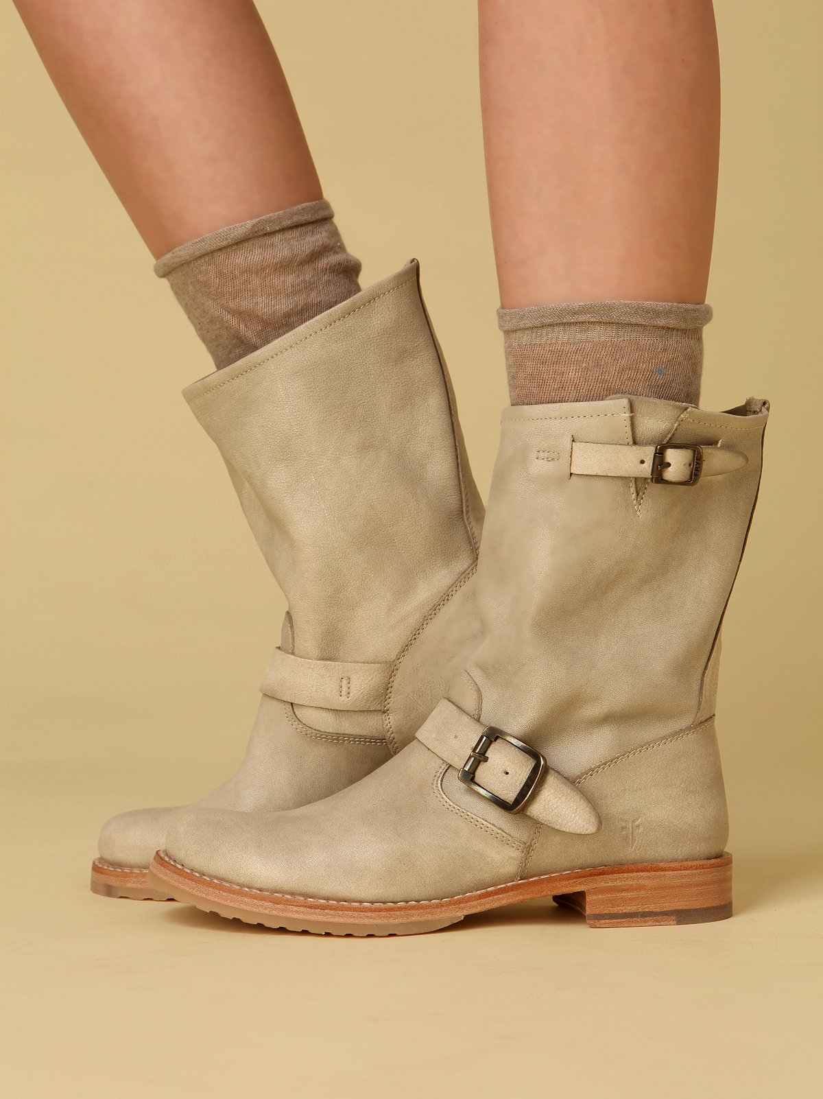 Veronican Short Boot