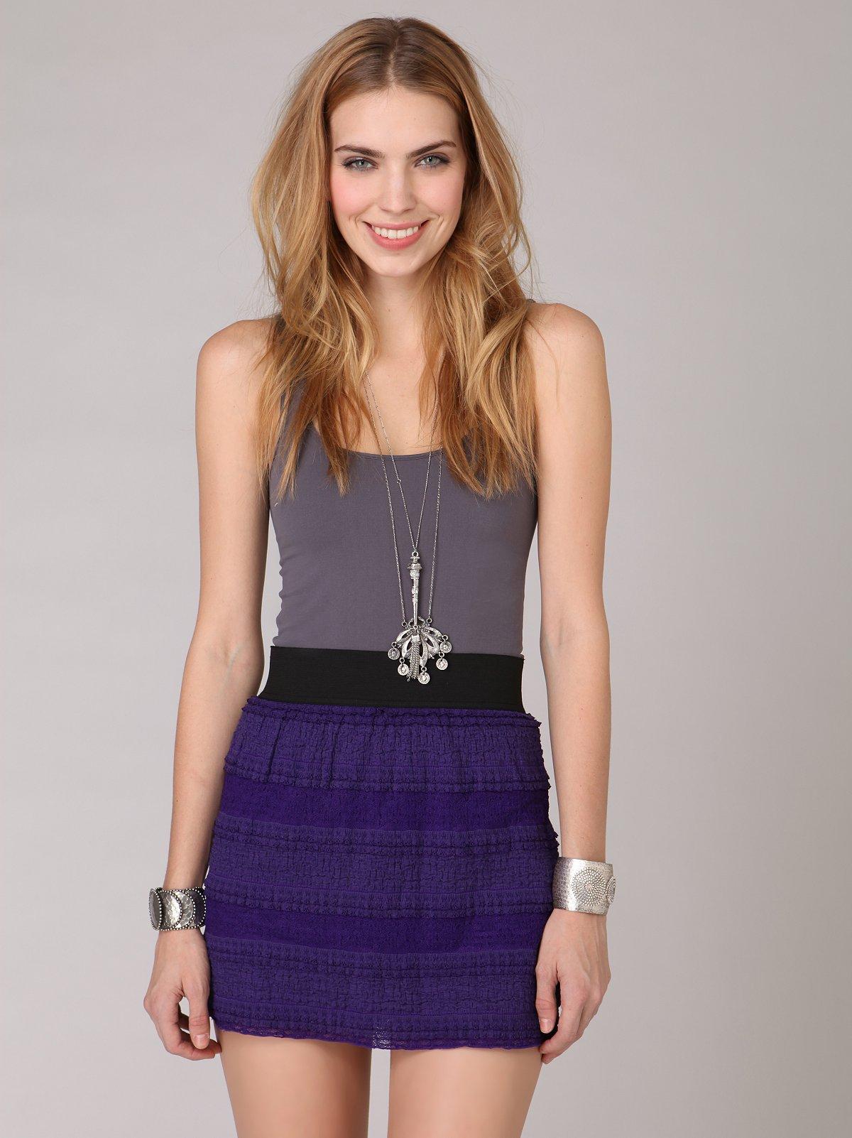 Petticoat Lace Skirt