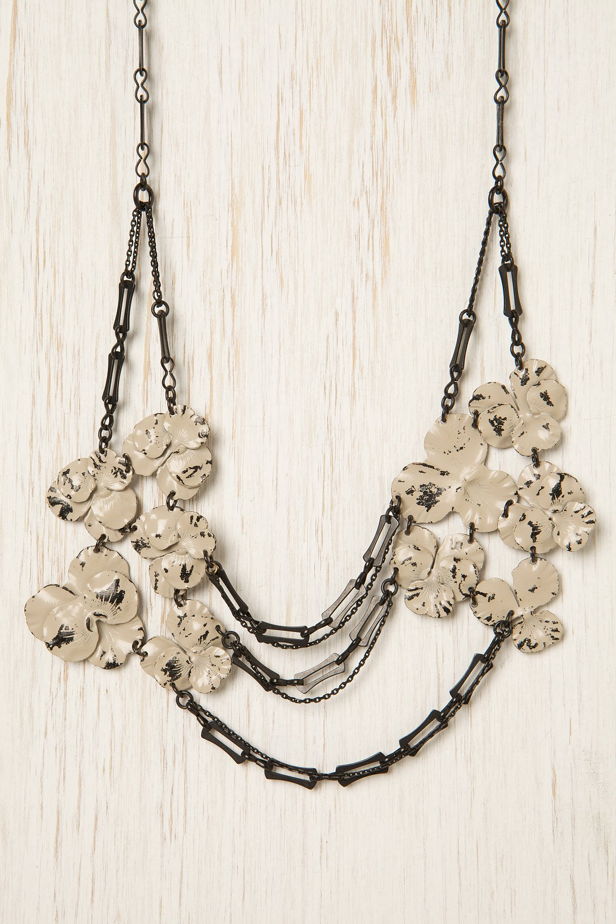 White Harvest Necklace
