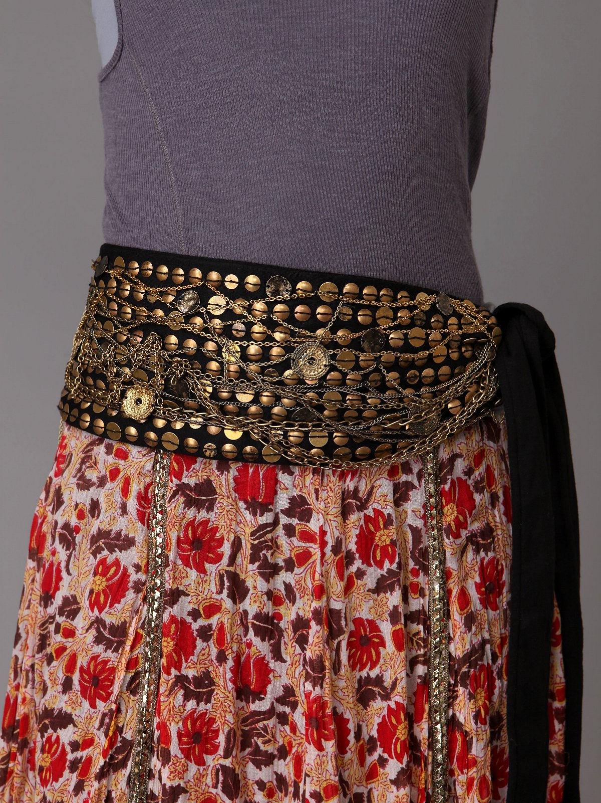 Coinage Wrap Belt