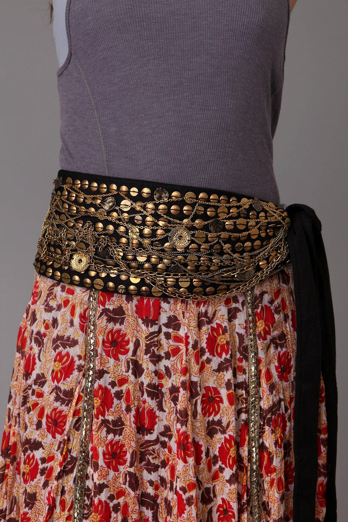 Coinage Wrap Belt