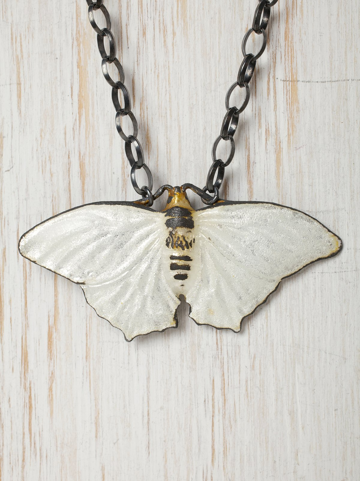 Swallow Moth Necklace