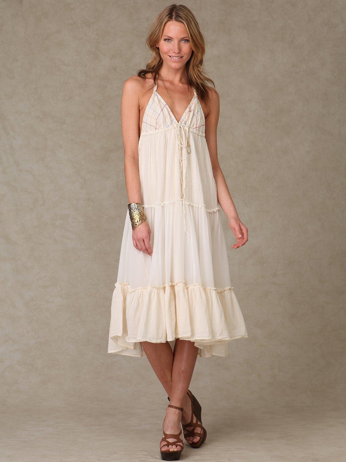Sidewinder Slip Dress