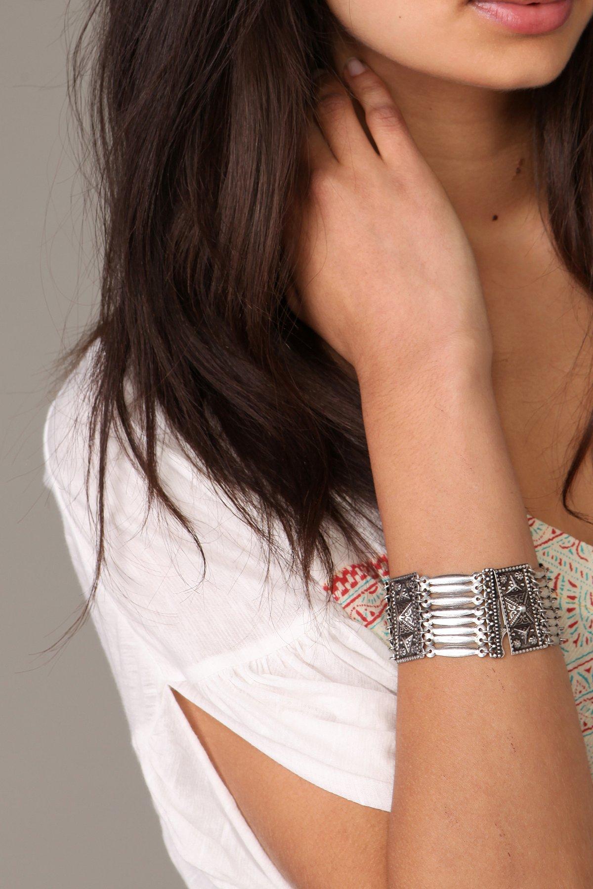 Silver Rush Bracelet