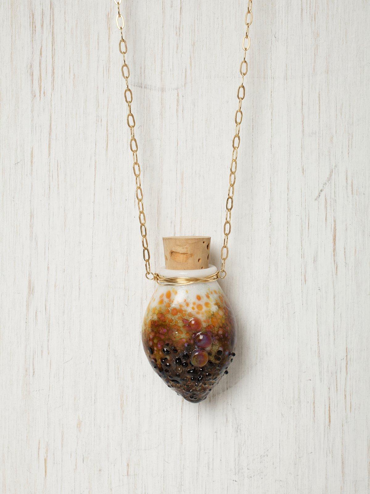 Treasure Vessel Necklace