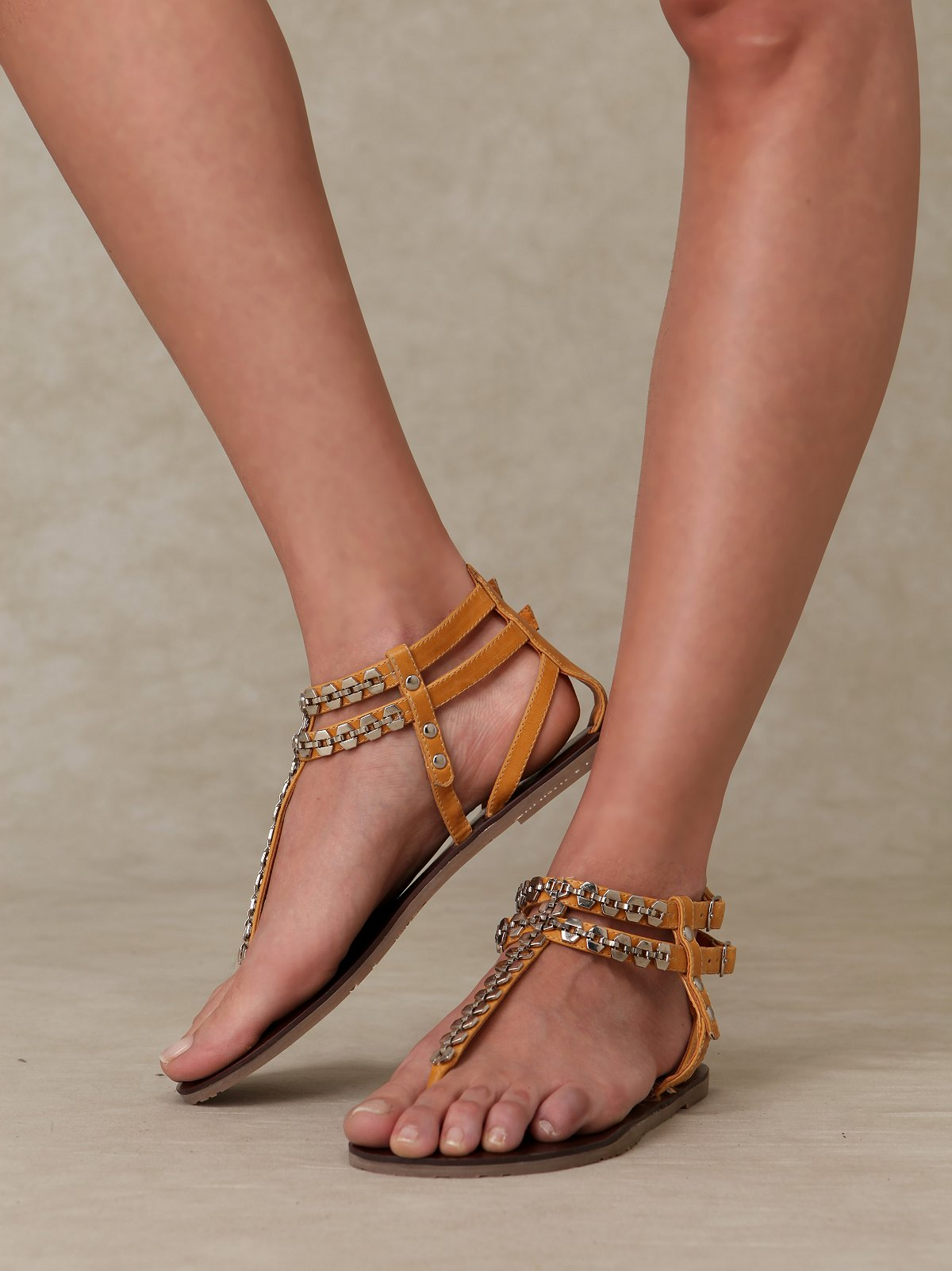 Bev Link Sandal