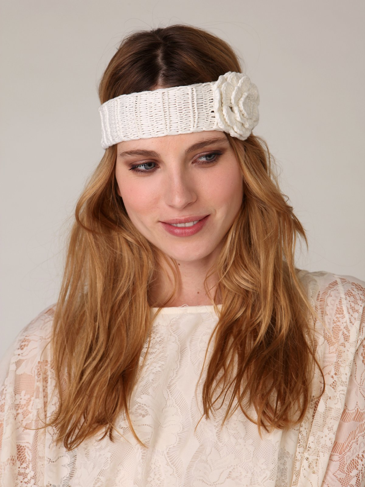 Cotton Flapper Headscarf