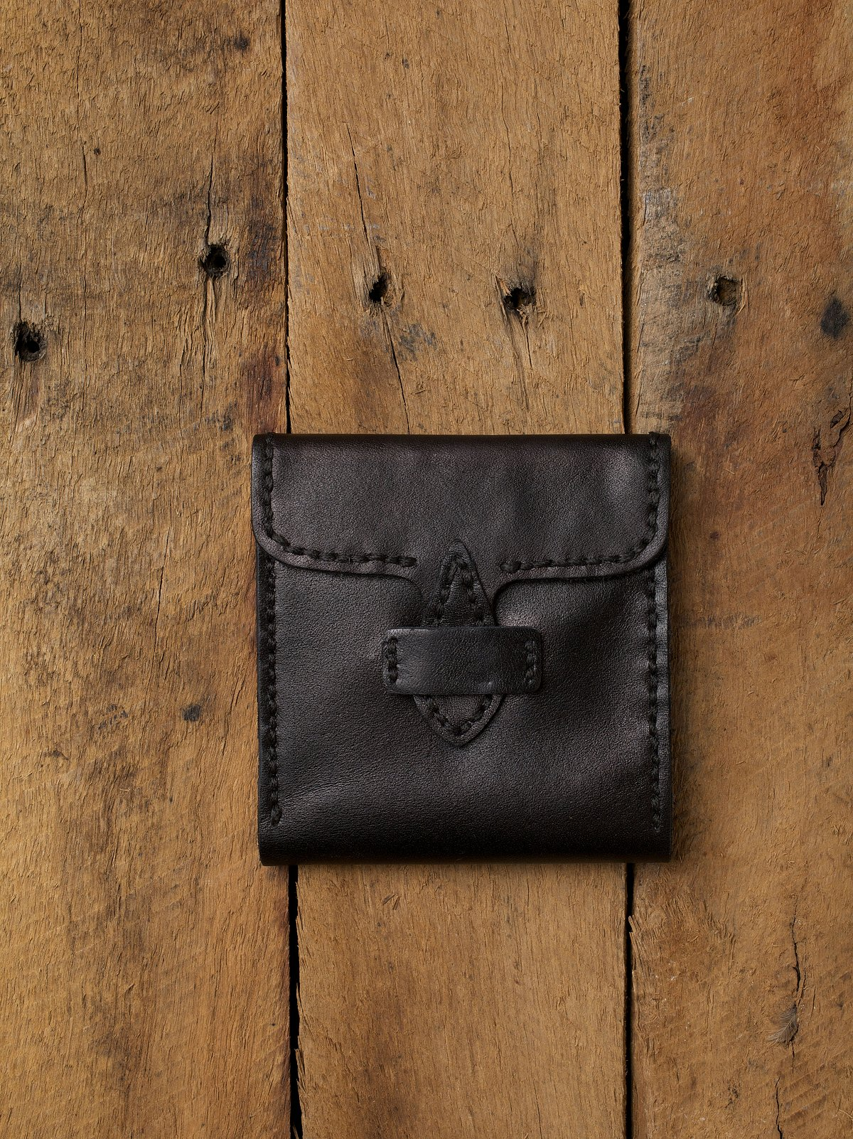 Bowie Leather Wallet