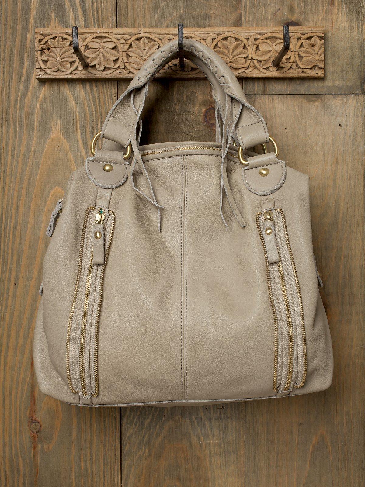 Heart To Heart Zip Bag
