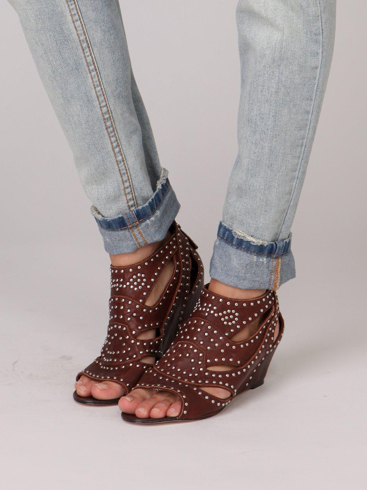 Rozene Wedge Sandal