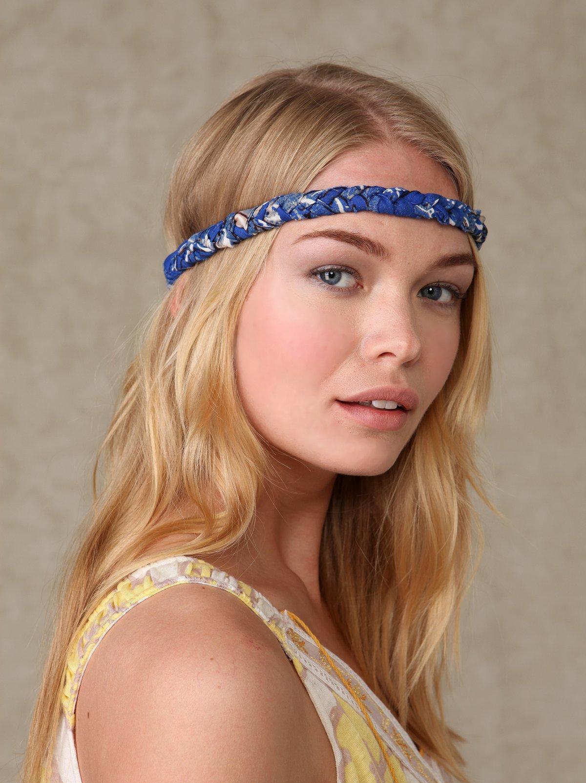 Braided Bandana Headband