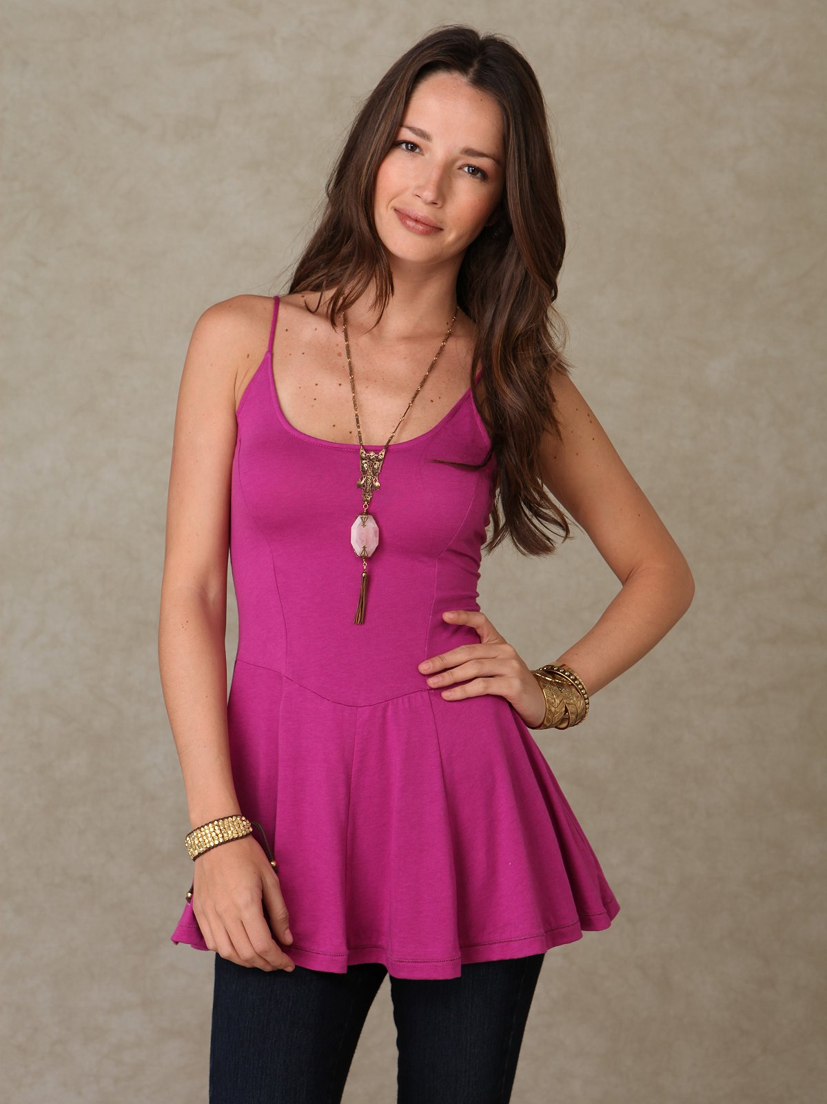 Solid Ballet Tunic
