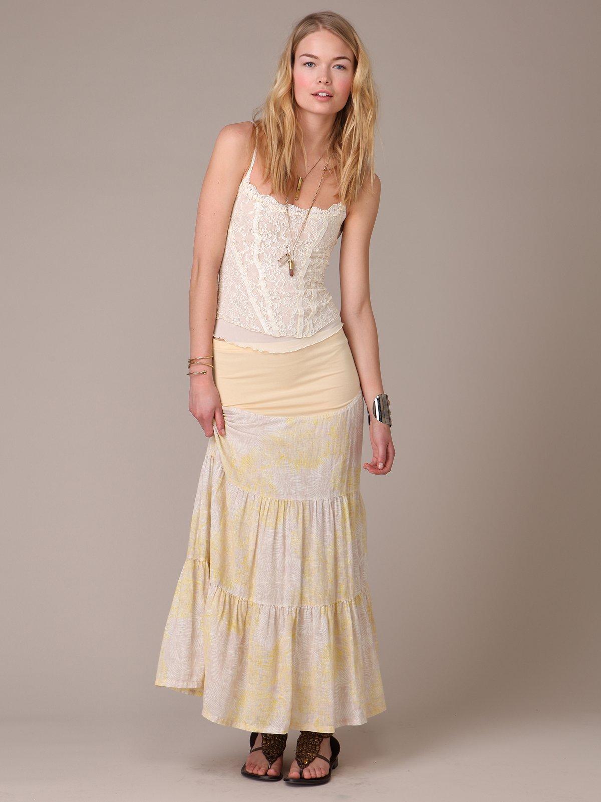 Spring Festival Convertible Skirt