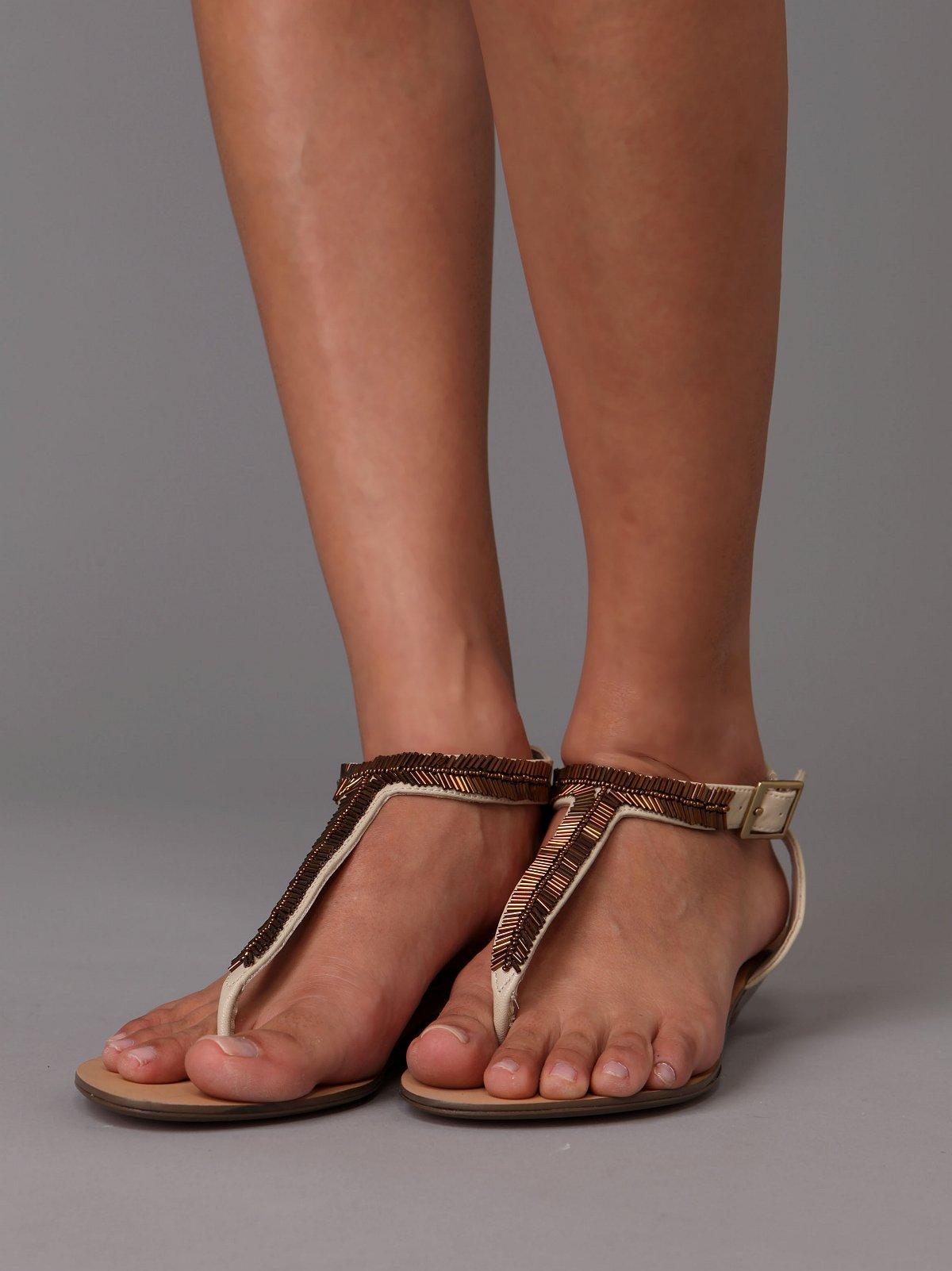 Molly Miter Sandal