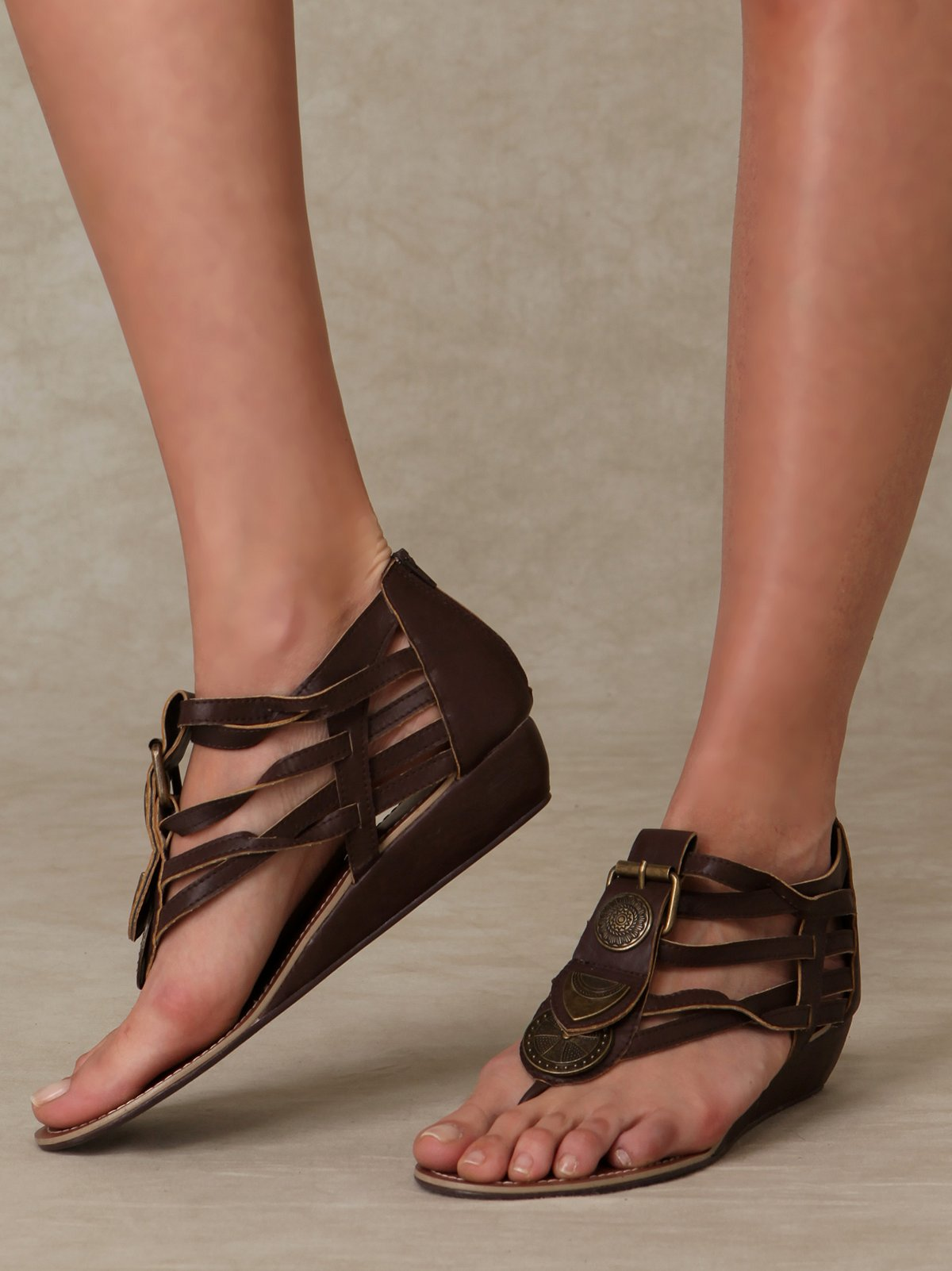Anya Buckle Sandal