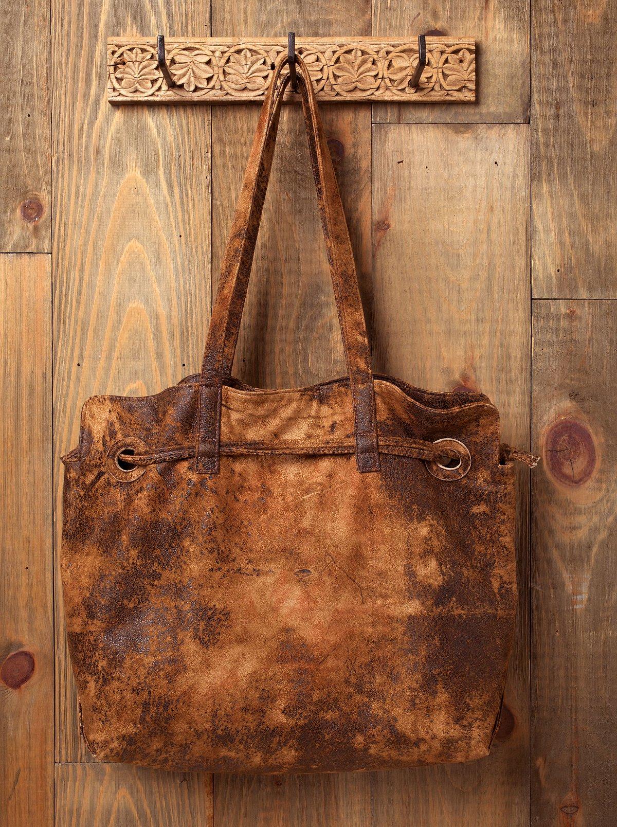 Graham & Spencer Distressed Bag