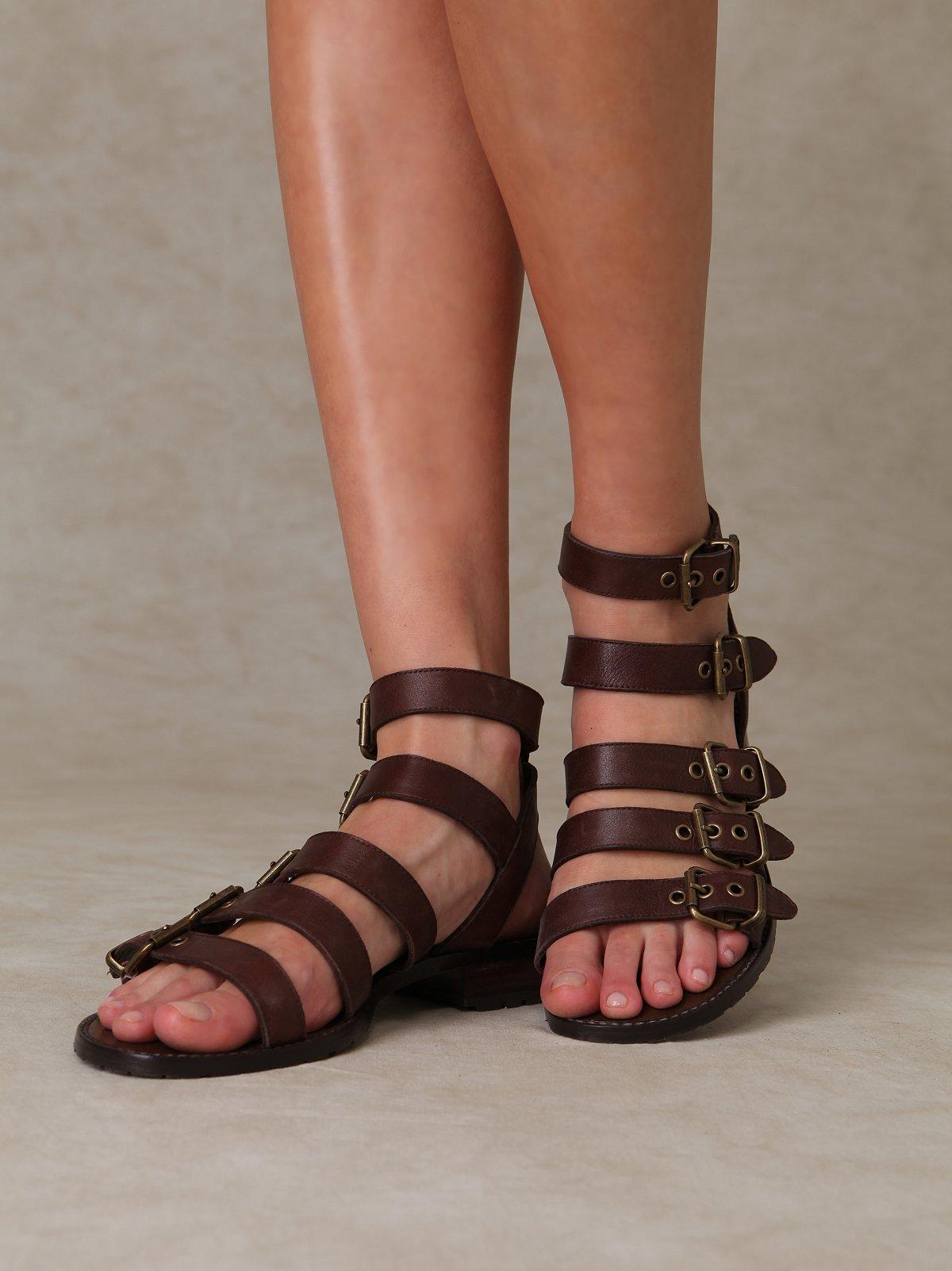 Tate Lug Sole Sandal