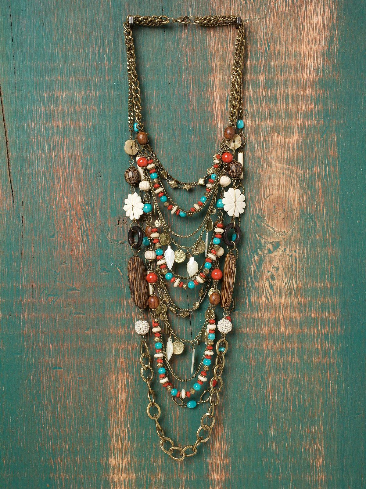 Medina Charm Necklace