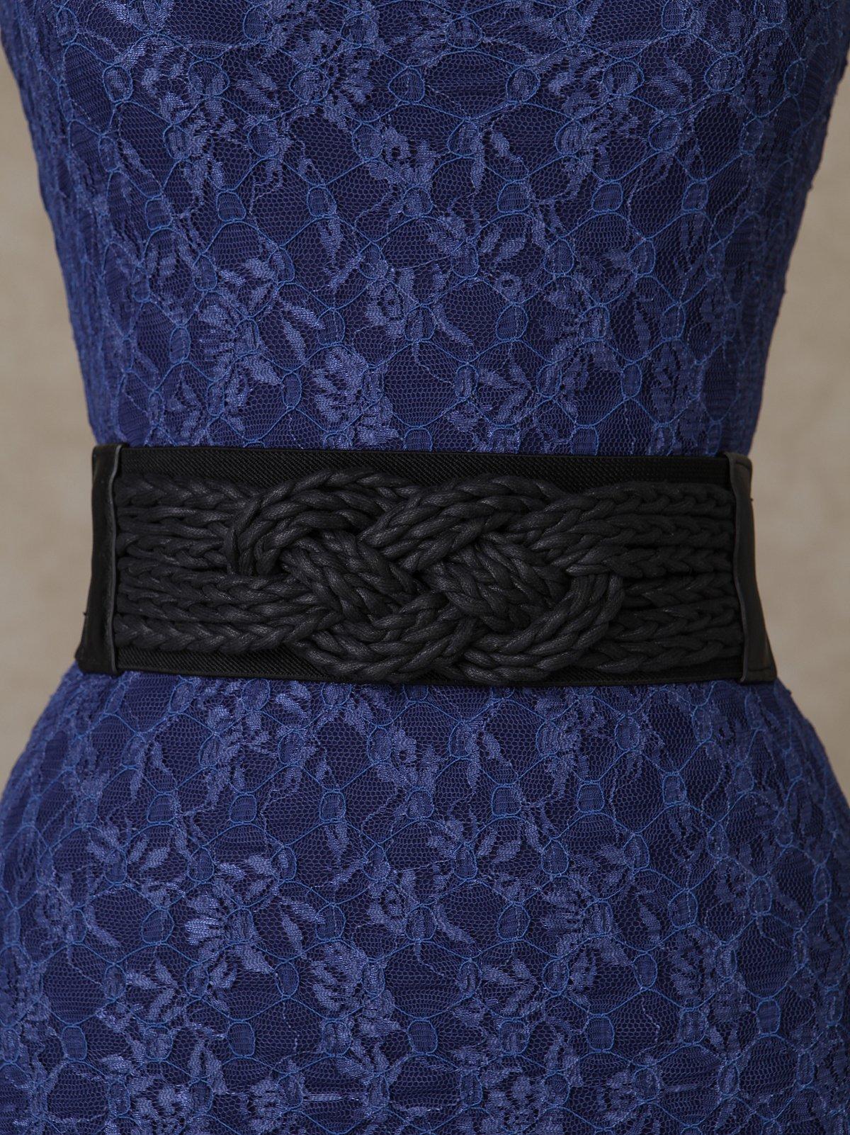 Rope Stretch Waist Belt