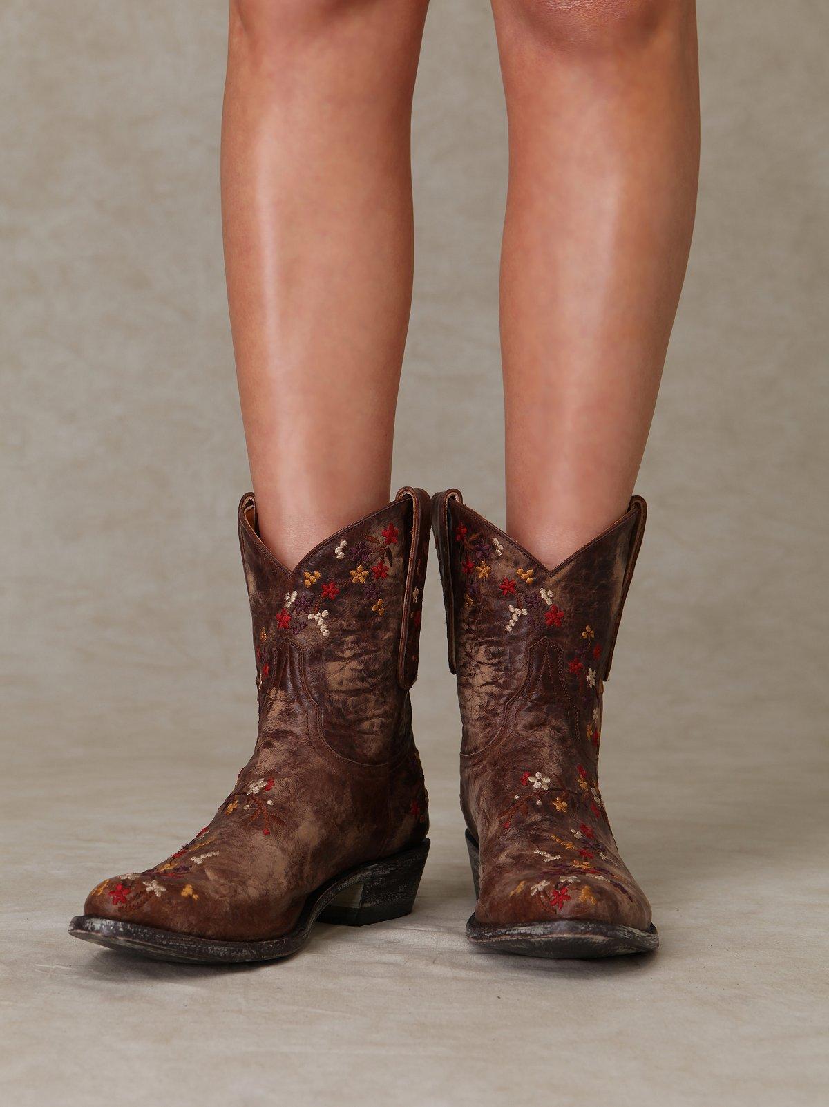 Coachella Boot