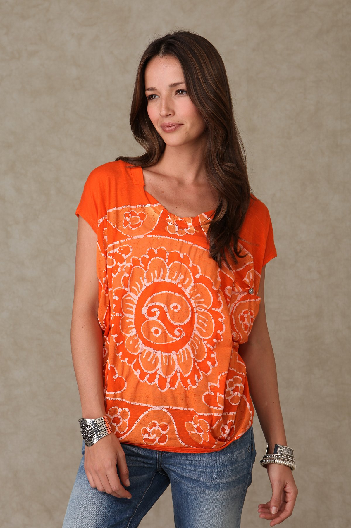 Slouchy Graphic Tee