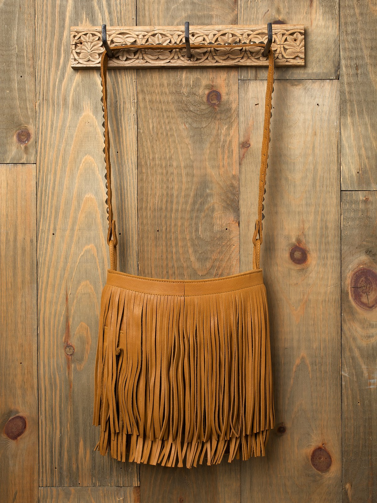 Austin Fringed Bag