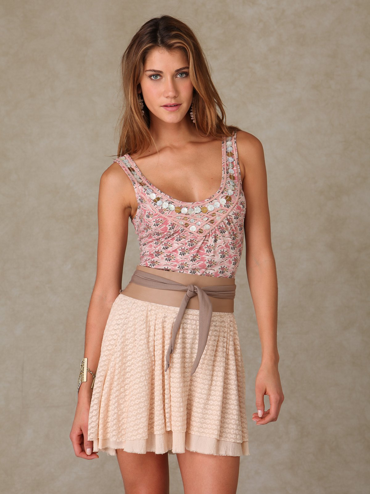Lacy Lu Skirt