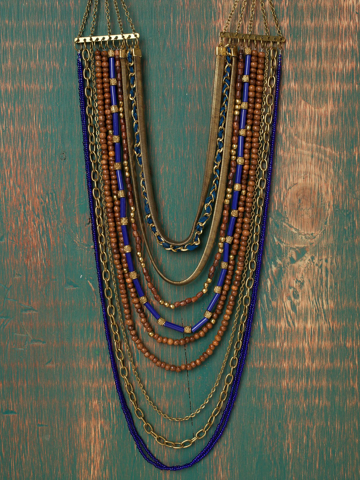 Cleo's Layered Necklace