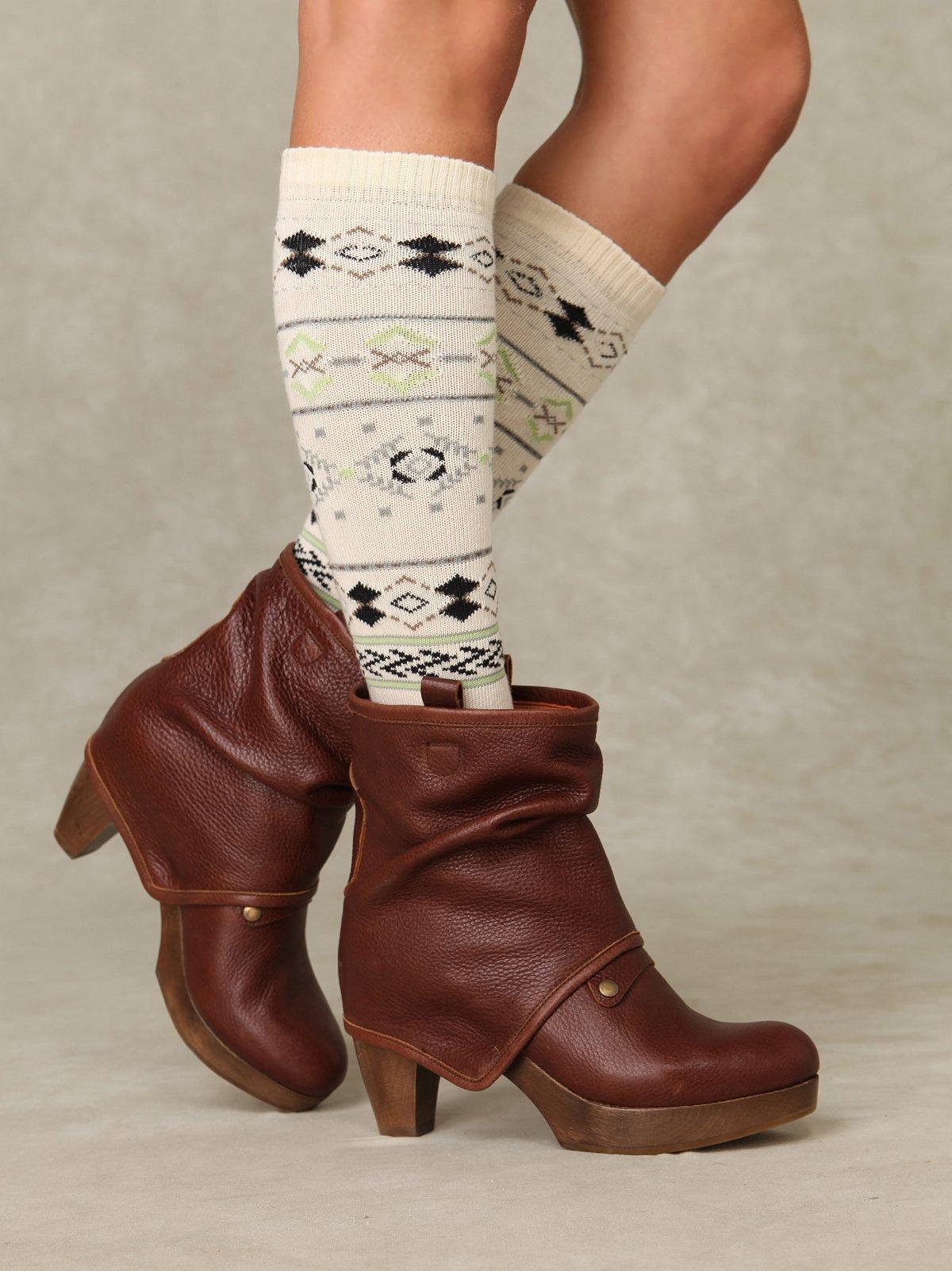 Nebi Clog Boot