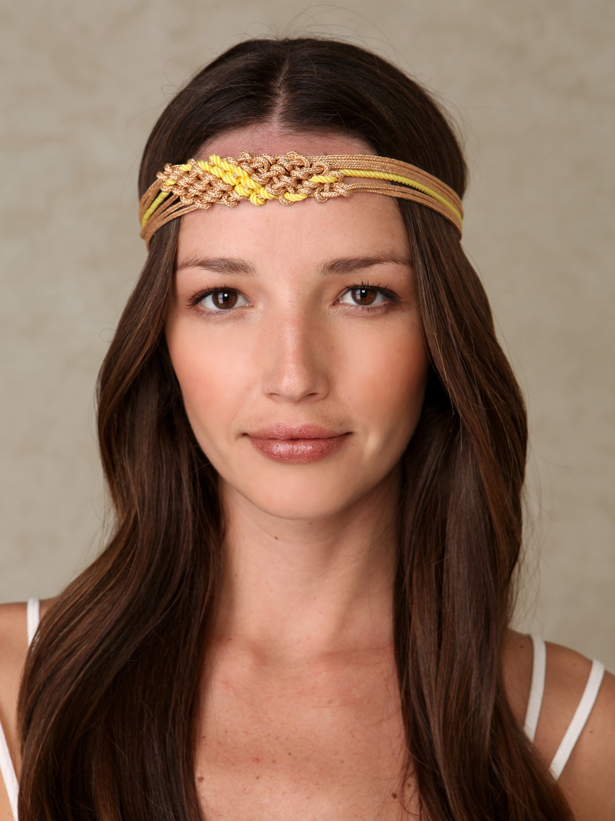 Rope Braided Headband