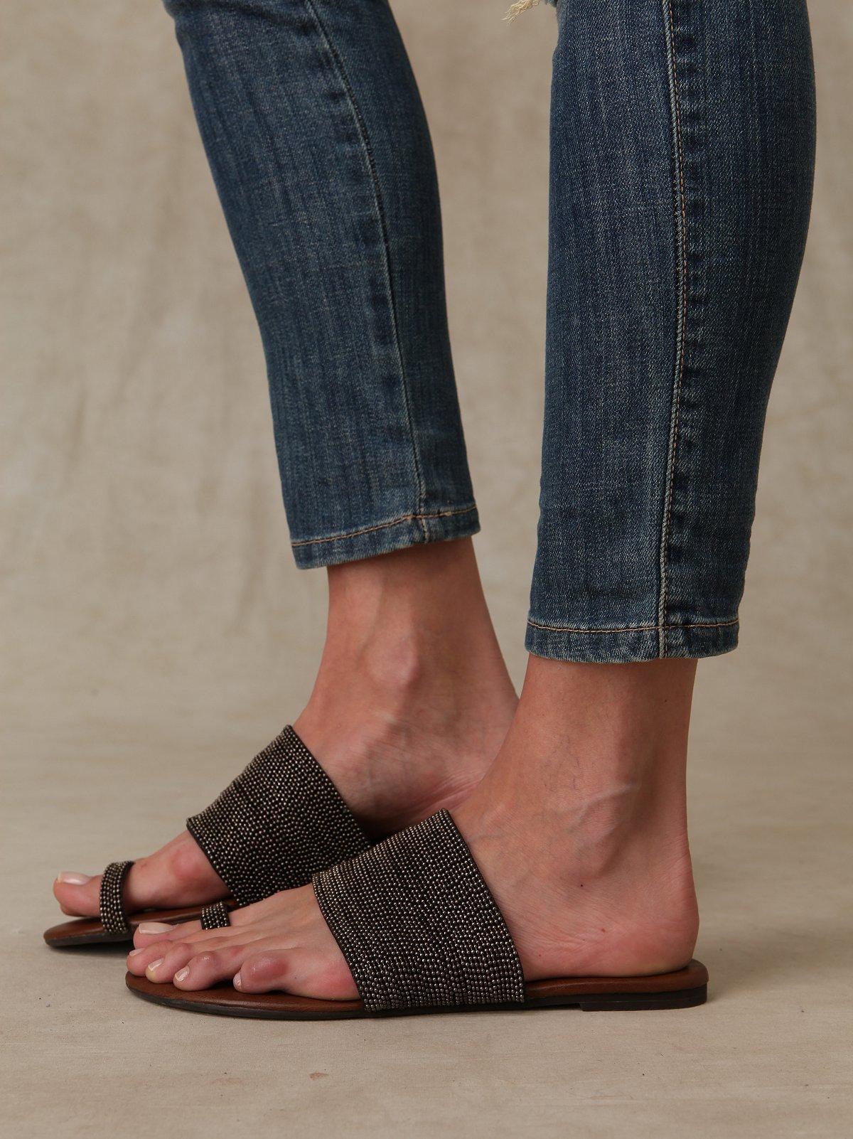 Stride Slip-On Sandal