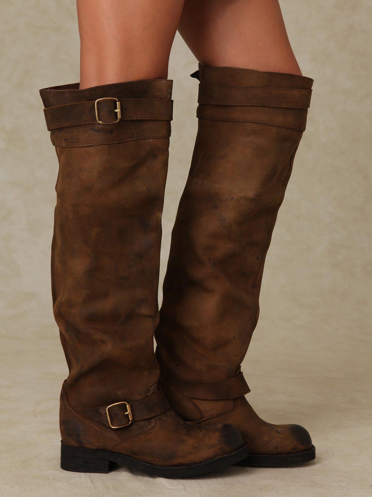 Wishlist Over the Knee Boot