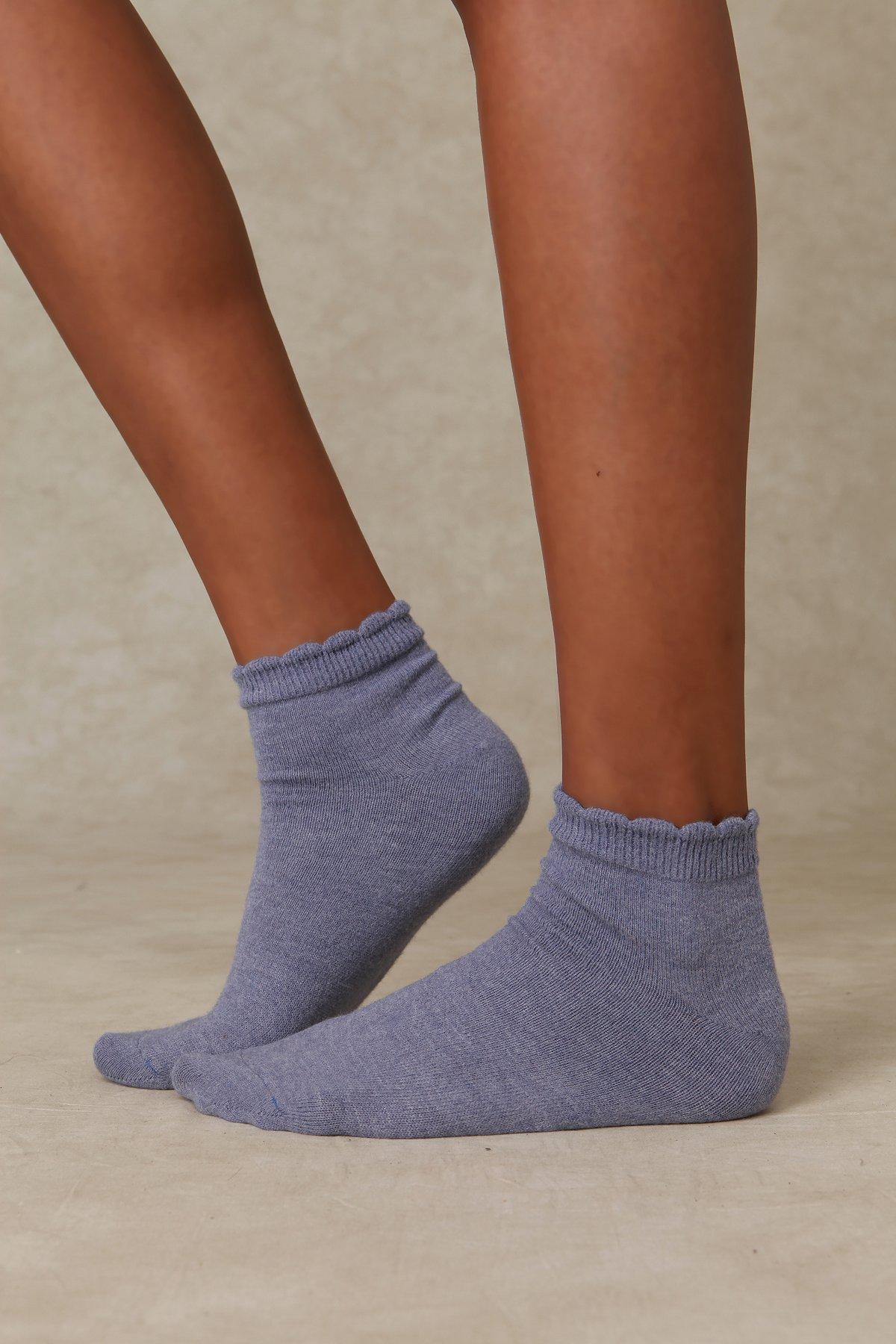 Jane So Soft Ankle Sock