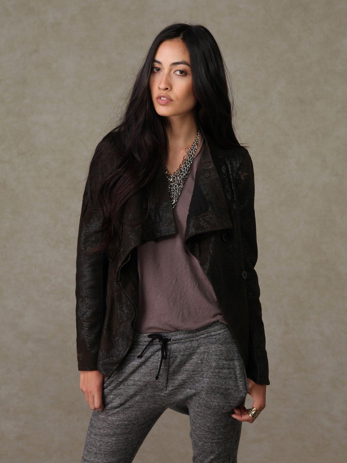 Graham & Spencer Leather Jacket