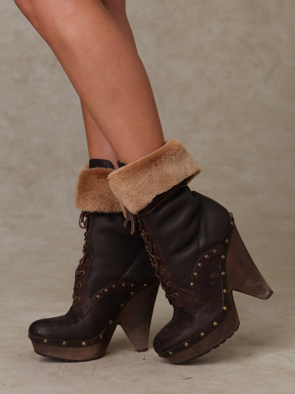 Winsford Clog Boot