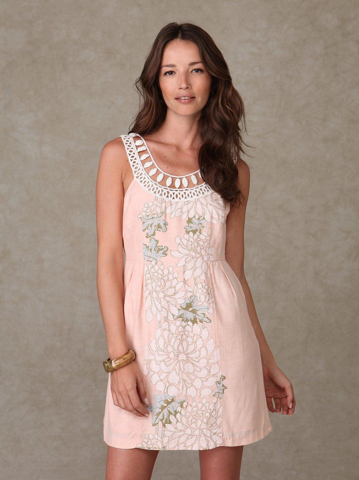 Riad Shift Dress
